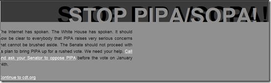 十分钟,了解SOPA和PIPA