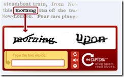 reCAPTCHA项目