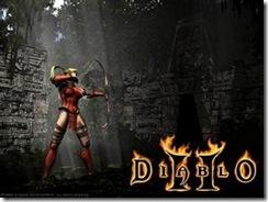 通关《Diablo II》12遍纪念